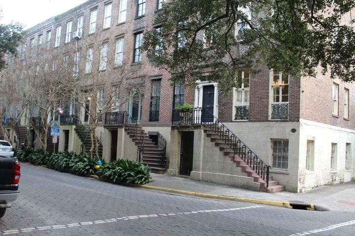 2BR/1BA Chatham Square Garden Level Apartment