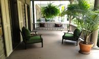 2BR/1.5BA Porch Lovers Dream W/ 2 King Beds, Outdoor Fireplace